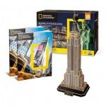 Cubic-Fun-DS0977h 3D Puzzle - Empire State Building - Schwierigkeit: 6/8