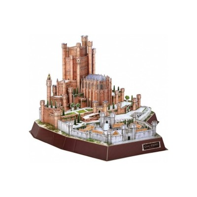 Cubic-Fun-DS0989 3D Puzzle - Game of Thrones - Red Keep