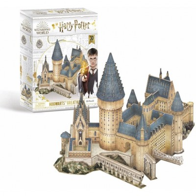 Cubic-Fun-DS1011H 3D Puzzle - Harry Potter - Hogwarts Great Hall
