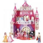 Cubic-Fun-E1622H 3D Puzzle - Princess Birthday Party