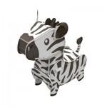 Cubic-Fun-K1501H 3D Puzzle - Zebra - Schwierigkeit: 3/8