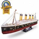Cubic-Fun-L521H 3D Puzzle mit LED - Titanic