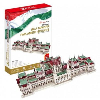 Cubic-Fun-MC111H Puzzle 3D - Parlamentsgebäude, Budapest, Ungarn