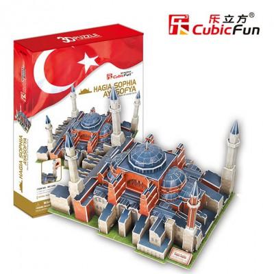 Cubic-Fun-MC134H Puzzle 3D - Hagia Sophia, Istanbul