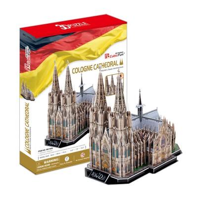 Cubic-Fun-MC160H Puzzle 3D - Kölner Dom, Köln, Deutschland