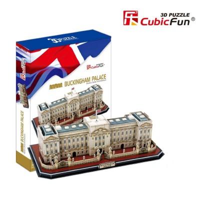 Cubic-Fun-MC162H Puzzle 3D - Buckingham Palace, London