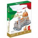 Cubic-Fun-MC188H 3D Puzzle - Kathedrale Santa Maria del Fiore, Florenz - Schwierigkeitsgrad: 4/8