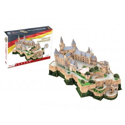 Cubic-Fun-MC232h 3D Puzzle - Burg Hohenzollern - Schwierigkeit: 7/8