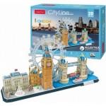 Cubic-Fun-MC253h 3D Puzzle - London - Schwierigkeit: 4/8