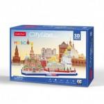 Cubic-Fun-MC266H 3D Puzzle - Cityline - Moskau