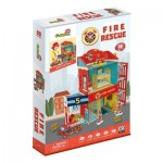 Cubic-Fun-P813H 3D Puzzle - Fire Rescue