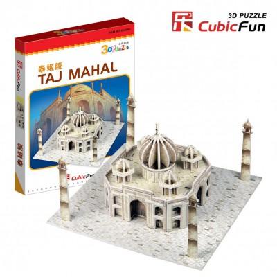 Cubic-Fun-S3009H Puzzle 3D Mini - Taj Mahal, Indien