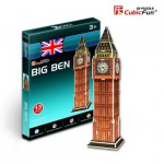 Cubic-Fun-S3015H Puzzle 3D Mini - Big Ben, London