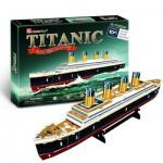 Cubic-Fun-T4012H 3D Puzzle - Titanic