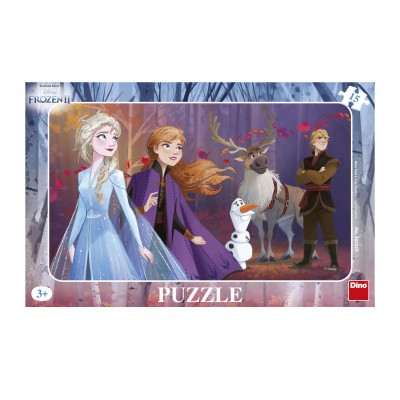 Dino-30132 Frame Puzzle - Frozen 2
