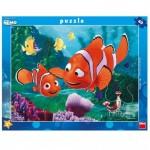 Dino-32211 Rahmenpuzzle - Nemo
