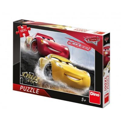 Puzzle Dino-34347 XXL Teile - Cars