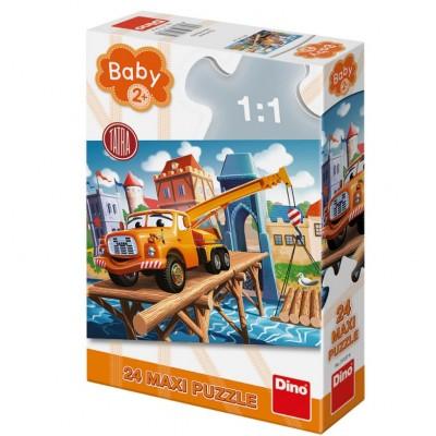 Dino-35020 XXL Teile - Baby Puzzle