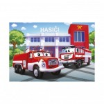 Puzzle  Dino-35165 Truck