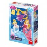 Dino-39416 Neon Puzzle - XXL Teile - Princess Disney