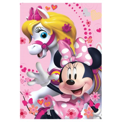 Puzzle  Dino-42220 Minnie Mouse
