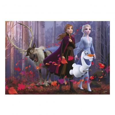 Puzzle  Dino-47221 XXL Teile - Frozen 2