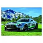 Puzzle  Dino-47225 XXL Teile - Mercedes AMG GT
