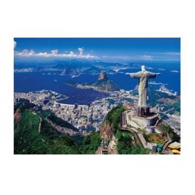 Puzzle Dino-50169 Rio de Janeiro