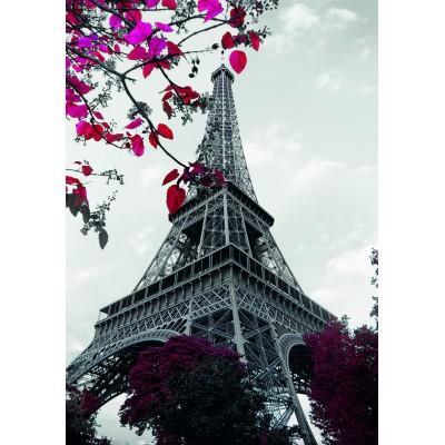 Puzzle  Dino-50224 Eiffelturm, Paris