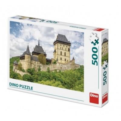 Puzzle Dino-50240 Karlstein Castle