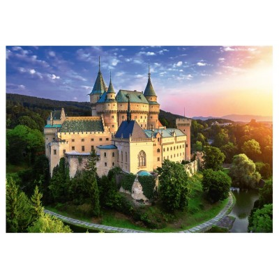 Puzzle  Dino-50247 Bojnice Schloss