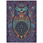 Puzzle  Dino-51407 XXL Teile - Owl