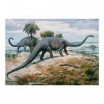 Puzzle  Dino-53202 Dinosaurier