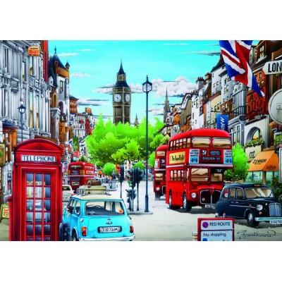 Puzzle  Dino-53215 London