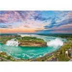 Puzzle  Dino-53230 Niagarafälle