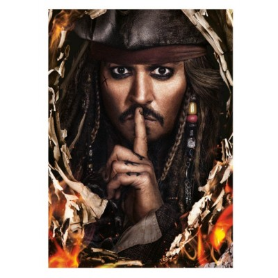 Puzzle Dino-53240 Pirates of the Caribbean