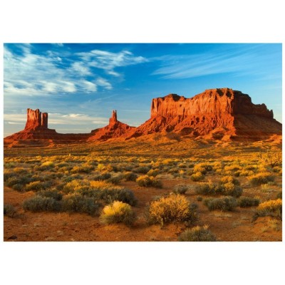 Puzzle Dino-53254 Monument Valley, Arizona