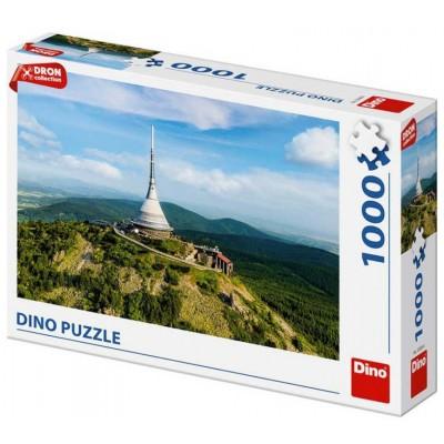 Puzzle  Dino-53269 Jested, Tschechische Republik