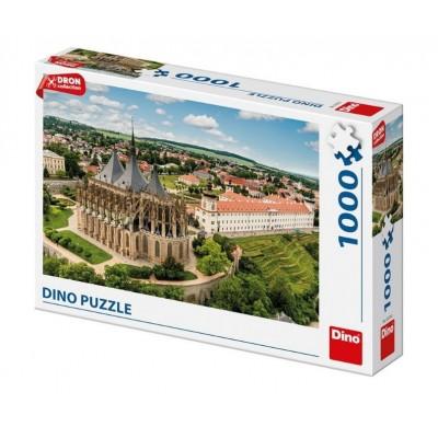 Puzzle  Dino-53270 Kutná Hora, Tschechische Republik