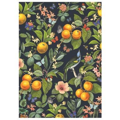 Puzzle  Dino-53285 Blooming Oranges