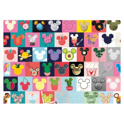Puzzle  Dino-53288 Mickey Ears
