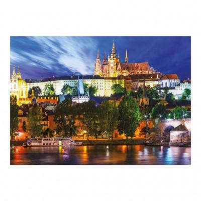 Dino-54121 Neon Puzzle - Prag