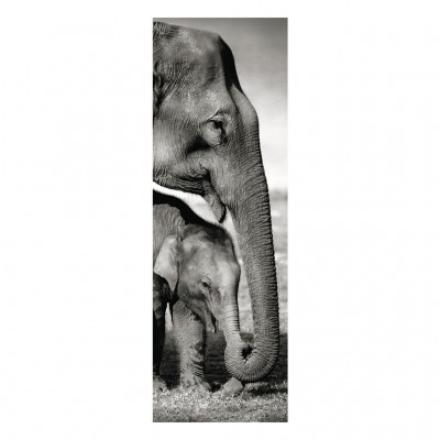 Puzzle  Dino-54512 Elefanten