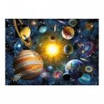 Puzzle  Dino-56116 Sonnensystem