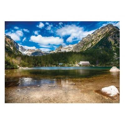 Puzzle  Dino-56118 Tatras
