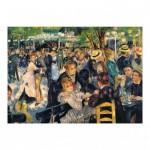 Puzzle  Dino-56308 Auguste Renoir - Bal du Moulin de la Galette, 1876