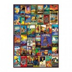 Puzzle  Dino-56316 Travel Poster