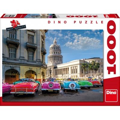 Puzzle  Dino-68376 Cuba