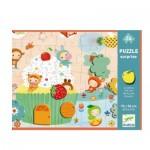 Puzzle  Djeco-07012 XXL Teile - Surprise