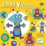 Puzzle  Djeco-07124 Plum'zules
